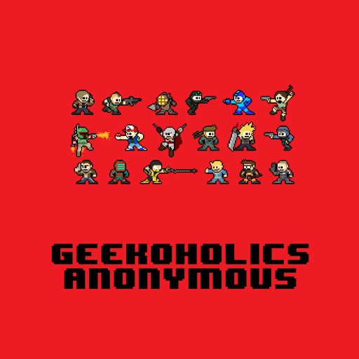 Cover image of Geekoholics Anonymous Video Game Podcast