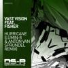 Hurricane Lumin 8 Anton van Sprundel Remix feat Fisher Single