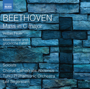 Chorus Cathedralis Aboensis, Turku Philharmonic Orchestra & Leif Segerstam - Beethoven: Mass in C Major & Other Sacred Works