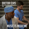 Doctor Elvis & Doctor Robinson - Music Is Medicine - EP  artwork