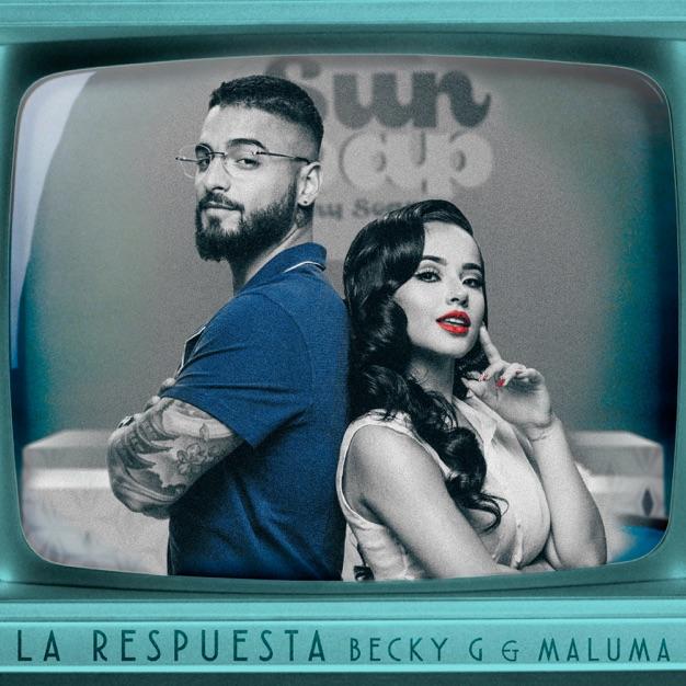 Becky G & Maluma La Respuesta M4A