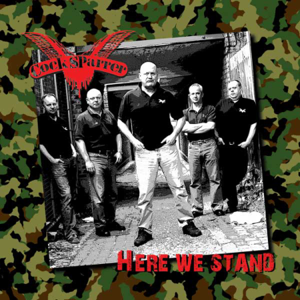 Cock Sparrer - Here We Stand
