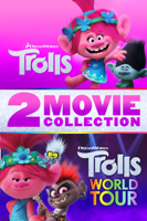 Universal Studios Home Entertainment - Trolls: 2-Movie Collection artwork
