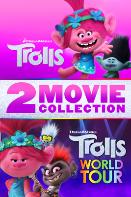 Trolls: 2-Movie Collection Movie Synopsis, Reviews