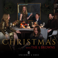 The 5 Browns - Christmas with the 5 Browns artwork