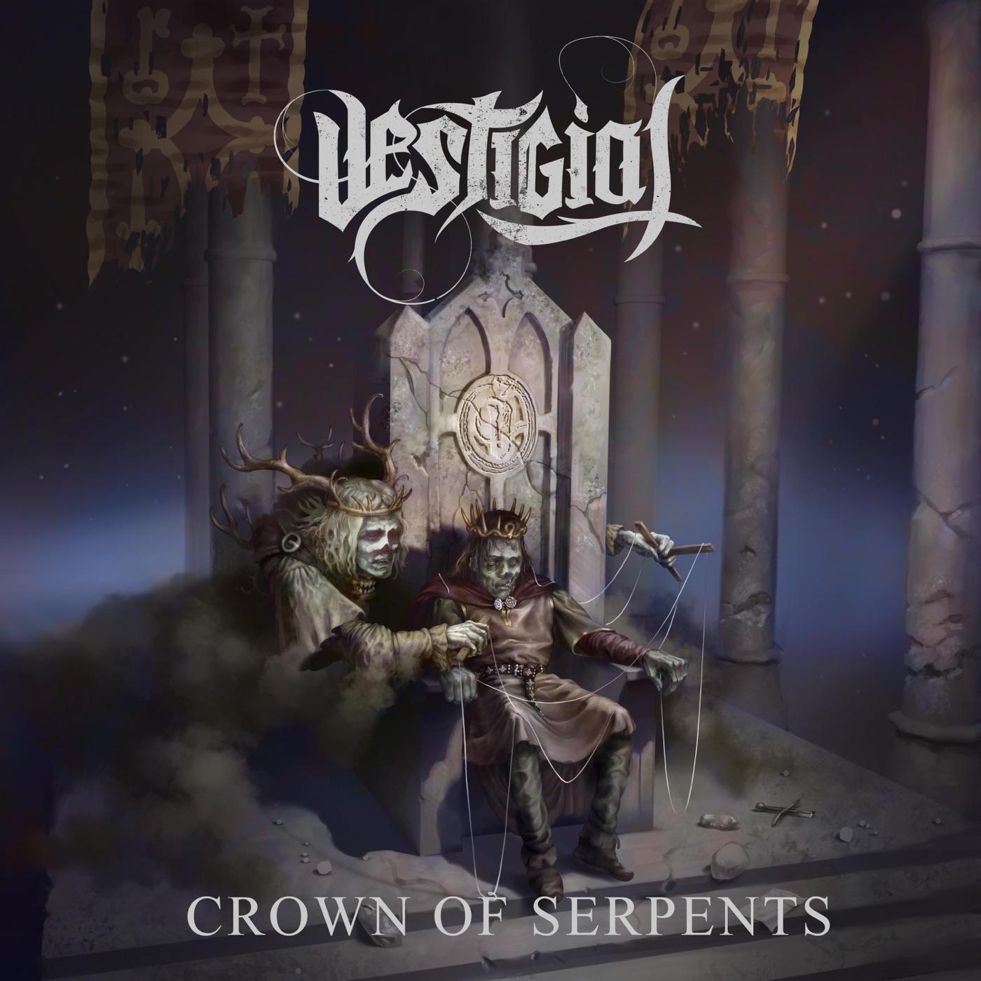 Vestigial - Crown of Serpents (2019)