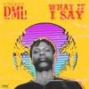 Fireboy DML - What If I Say artwork