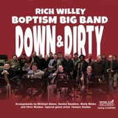 Rich Willey & Boptism Big Band - Boogie Beast