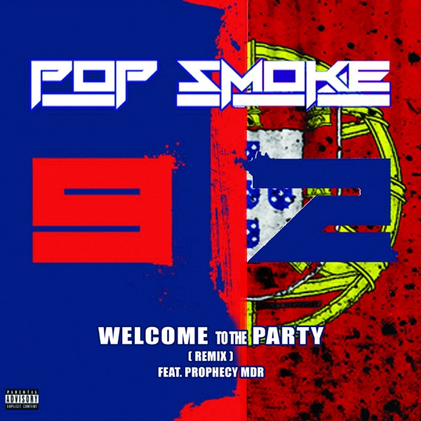 Welcome to the Party 92 (Remix) - Single