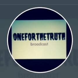 Oneforthetruth's tracks: let GOD be true and everyman a liar  the