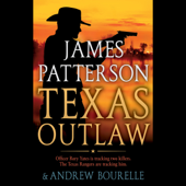 Texas Outlaw - James Patterson Cover Art