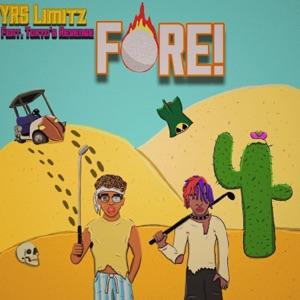 YRS ŁIMITZ - Fore! feat. Tokyo's Revenge