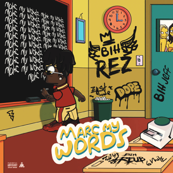 Cash Kidd Marc My Words music review