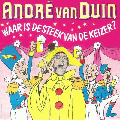 Waar Is De Steek Van De Keizer - Single - Andre van Duin