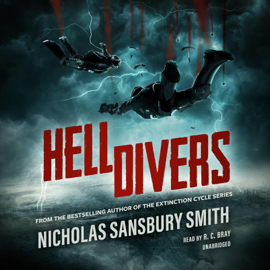 Hell Divers audiobook