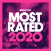 Various Artists - Defected Presents Most Rated 2020 artwork