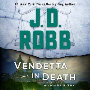 Vendetta in Death - J. D. Robb audiobook, mp3