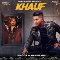 Khauf (feat. Harvir Gill) - Single