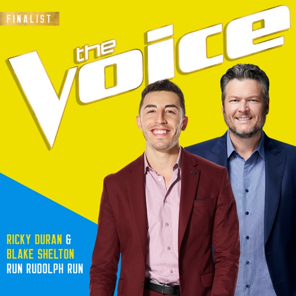 Run Rudolph Run (The Voice Performance) - Single