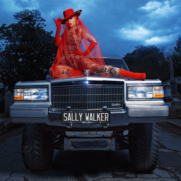 Iggy Azalea Sally Walker M4A