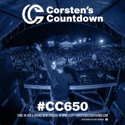 Corsten's Countdown 650 - Ferry Corsten