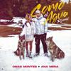 Ana Mena & Omar Montes - Como el Agua (Remix) portada