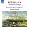 The Colorful Telemann - Indianapolis Baroque Orchestra & Barthold Kuijken