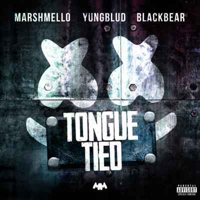 Marshmello, YUNGBLUD & blackbear - Tongue Tied Lyrics