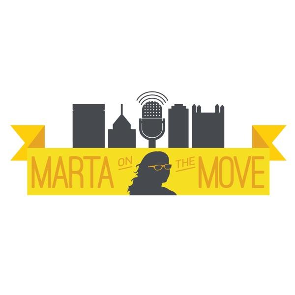 Marta On The Move Podcast- Hosted by Marta Napoleone Mazzoni