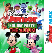 Disney Junior Music Holiday Party! The Album - Various Artists - Various Artists