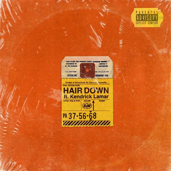 SiR - Hair Down (feat. Kendrick Lamar) song lyrics