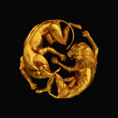 Beyoncé - The Lion King: The Gift  artwork