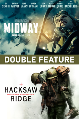 Midway / Hacksaw Ridge - Double Feature Movie Synopsis, Reviews