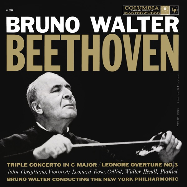 Beethoven: Triple Concerto & Leonore and Egmont Overtures