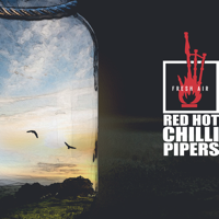 Red Hot Chilli Pipers - Fresh Air artwork