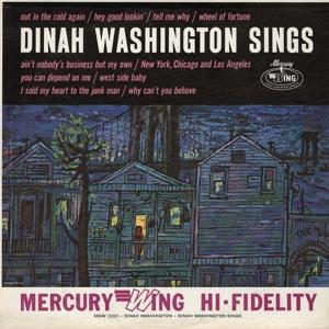 Dinah Washington Sings