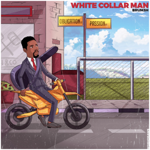 Brum3h - White Collar Man