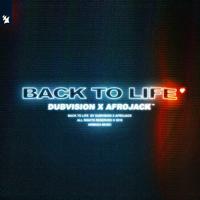 ダブヴィジョン & アフロジャック - Back to Life artwork