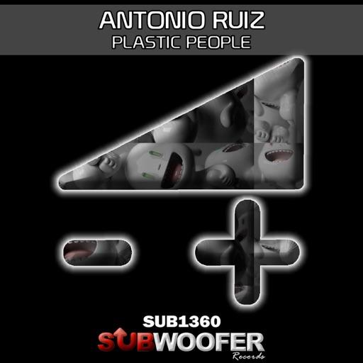 Plastic People - Single by Antonio Ruiz
