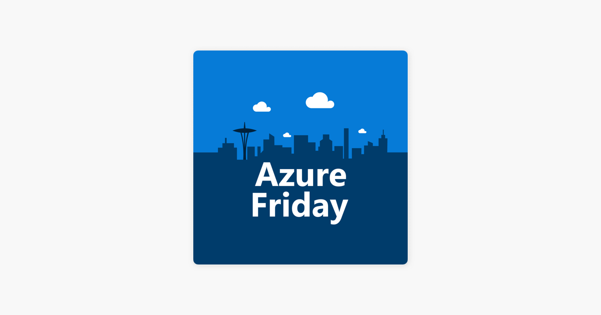 Azure Friday (HD) - Channel 9: Azure Container Registry (ACR