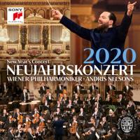 Andris Nelsons & Wiener Philharmoniker - Neujahrskonzert 2020 / New Year's Concert 2020 / Concert du Nouvel An 2020 artwork