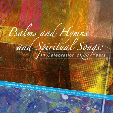 Psalms and Hymns and Spiritual Songs, Vol  1 - EP - Concordia