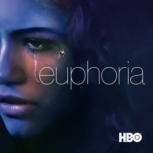 Euphoria, Season 1 poster