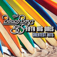 The Beach Boys - California Girls artwork