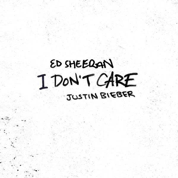 Cover art for I Don't Care