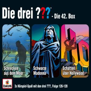Die drei ??? - 042/3er Box (Folgen 126,127,128)