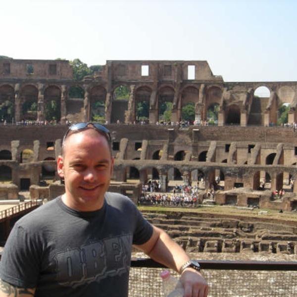The Disc Trajan Podcast