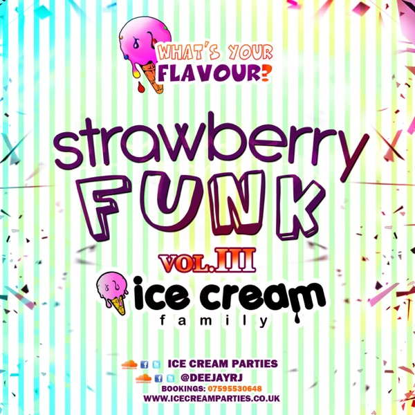 Strawberry Funk Series