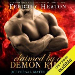 Claimed by a Demon King (Unabridged)