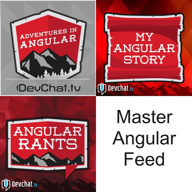All Angular Podcasts by Devchat tv de DevChat tv en Apple